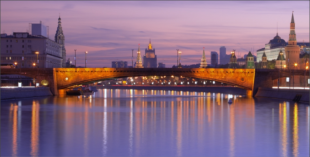 Image Bolshoi Moskvoretskiy Bridge