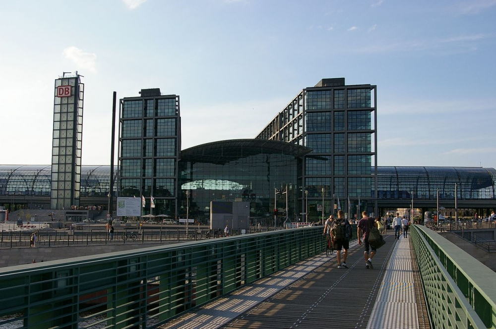 Image Lehrter Bahnhof Berlin