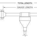 Image Jauge extensiométrique C-110