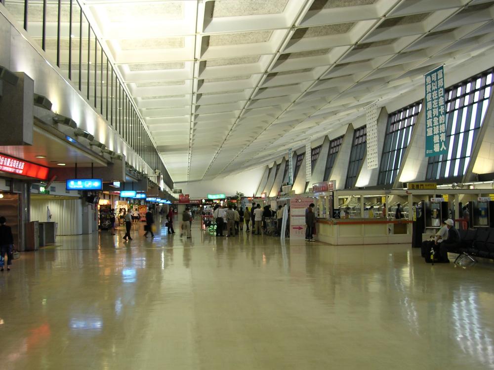 Image CKS airport pavement