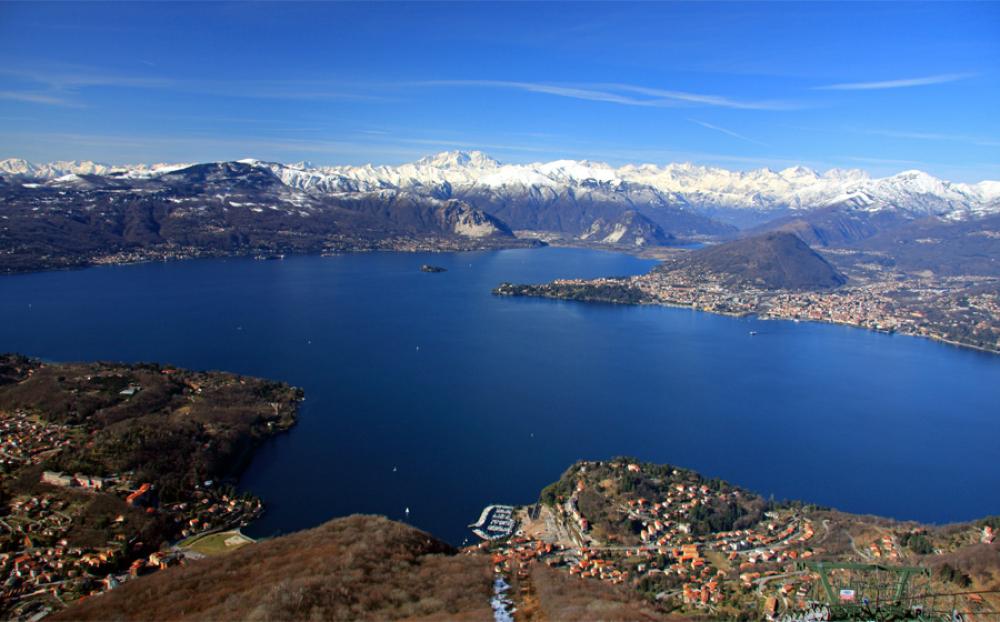Image Lugano, lake shores