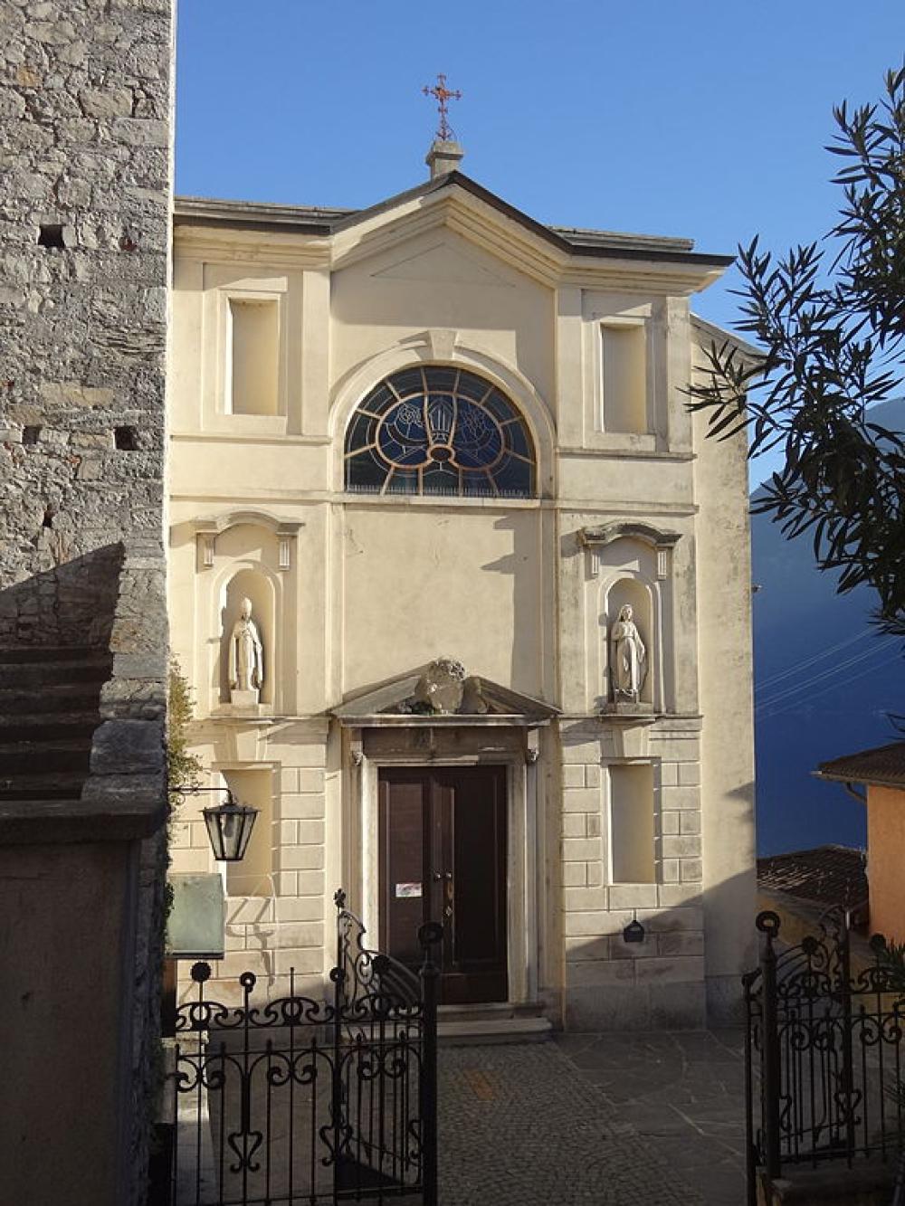 Image Gandria Church