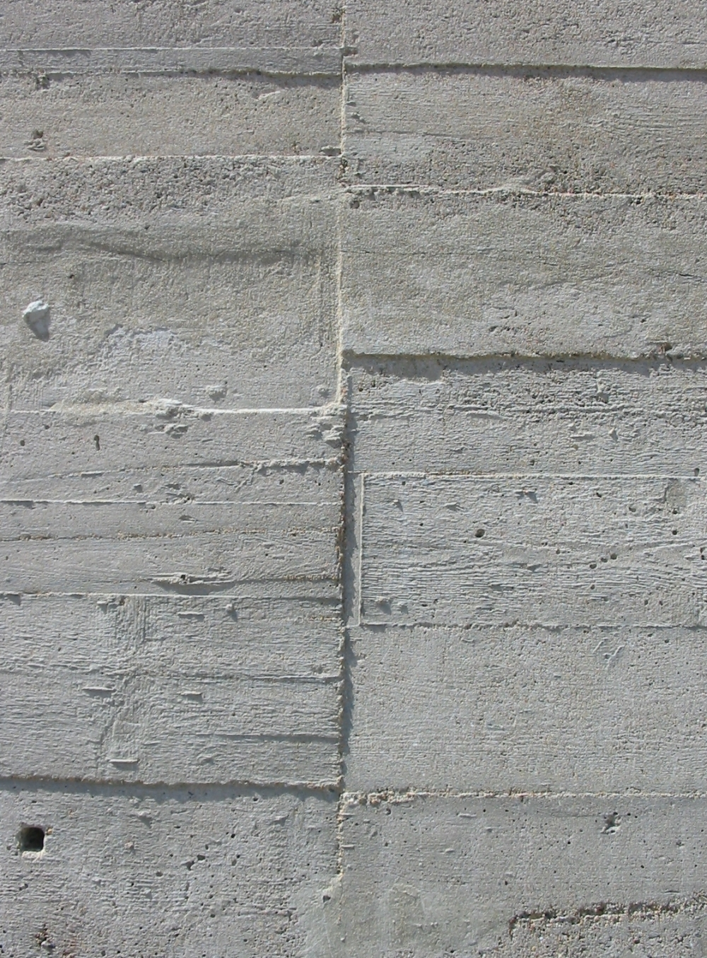 Image Concrete setting evaluation