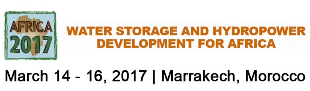 Image Africa 2017 Water Storage & Hydropower Development