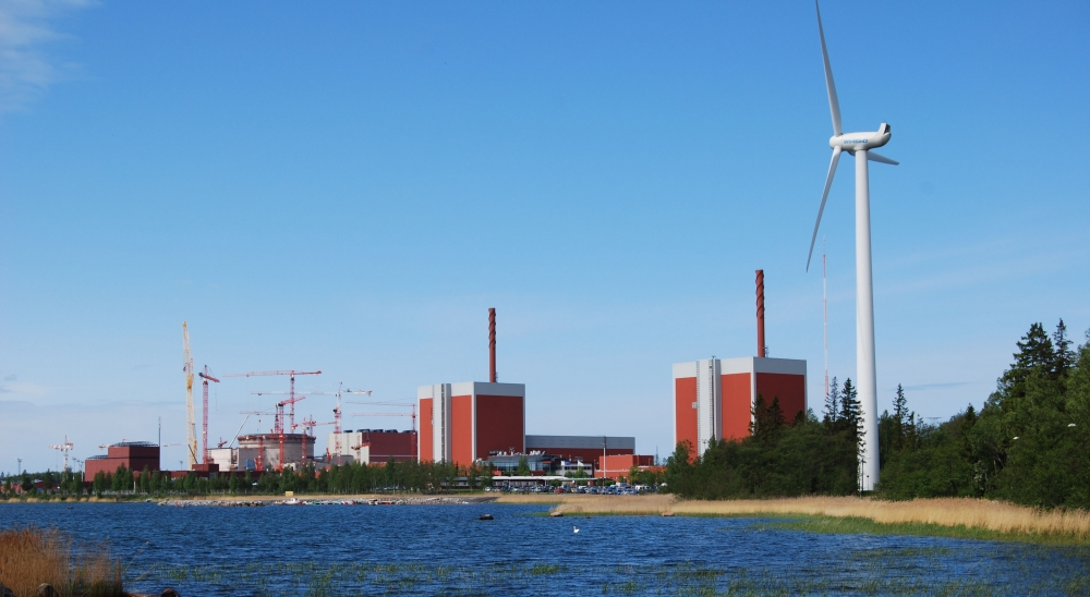 Image Olkiluoto 3 Nuclear power plant