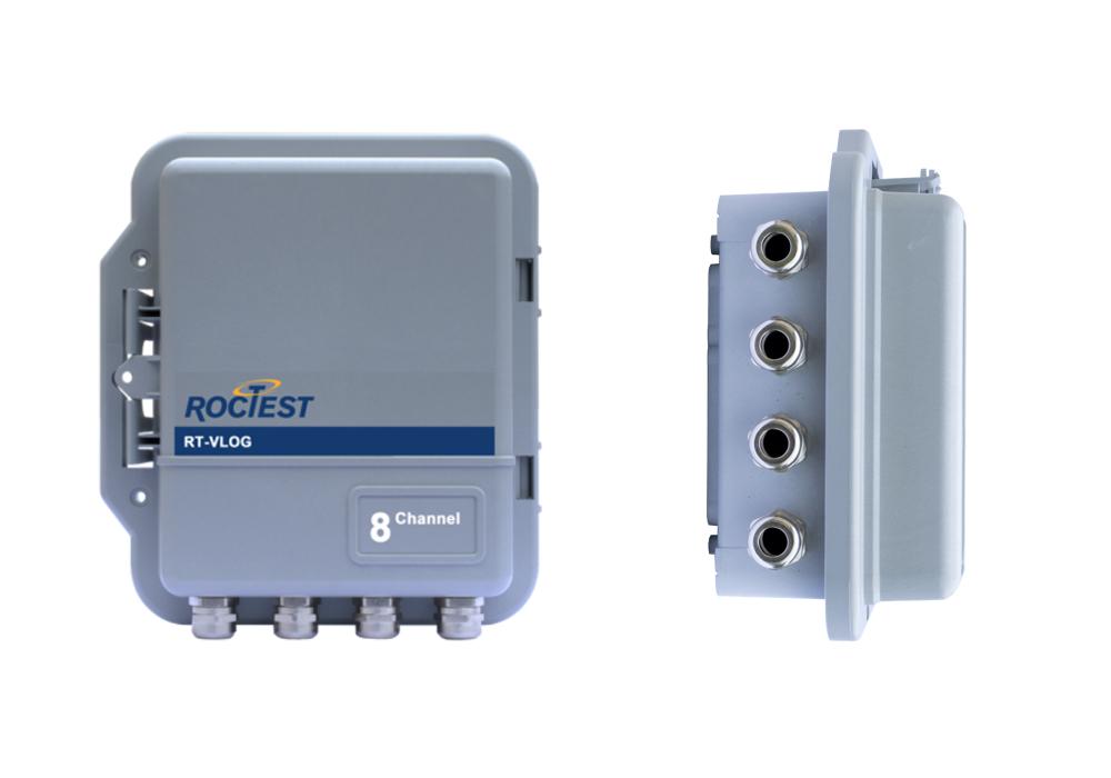 Image Nouvel enregistreur de données, compact et précis pour capteur à corde vibrante