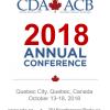 Image CDA 2018 – Quebec, QC