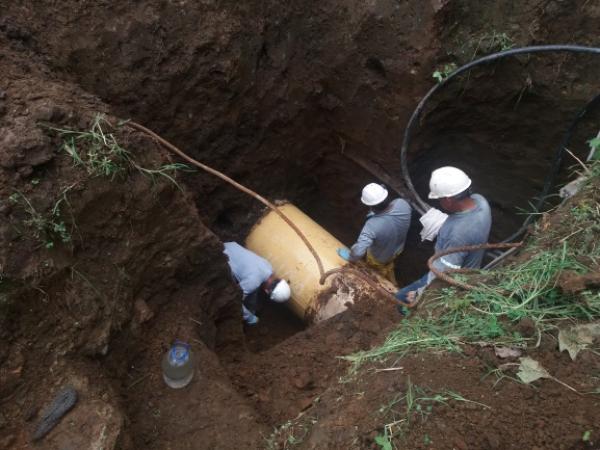 Image Oleoducto de Crudos Pesados Oil Pipeline (Ecuador)