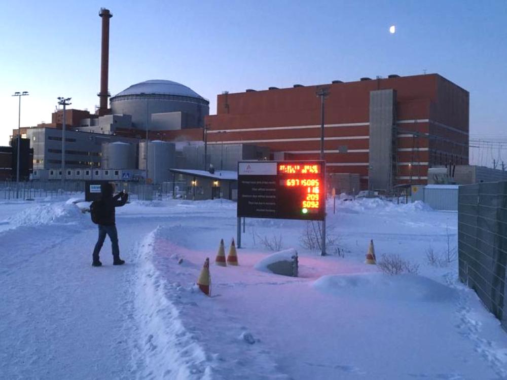 Image Olkiluoto EPR, Finland
