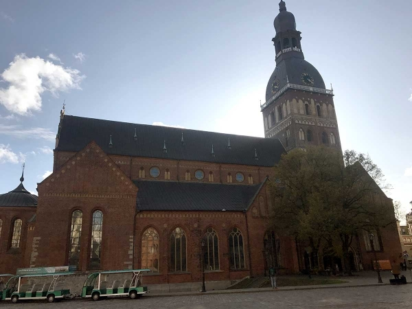 Image Riga Dome Cathedral, Latvia