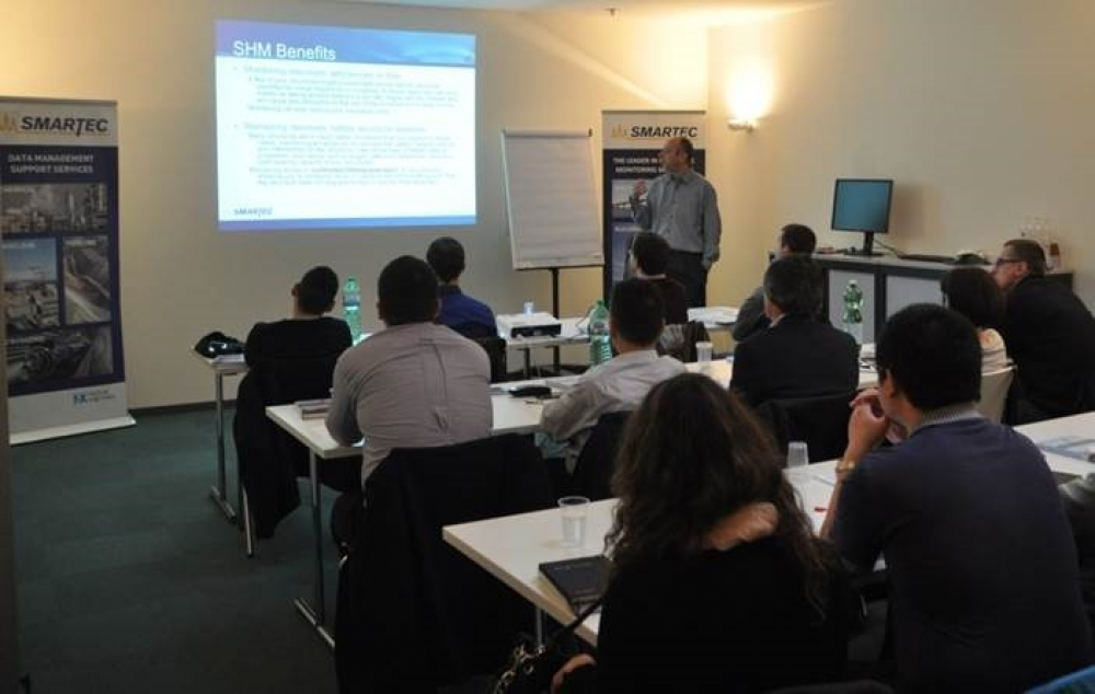 Image Technical Training: Geotechnical and Structural Instrumentation (training session in French)