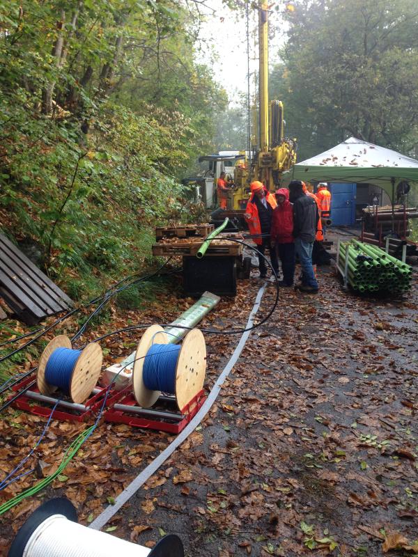 Image Cerentino landslide borehole monitoring – Switzerland